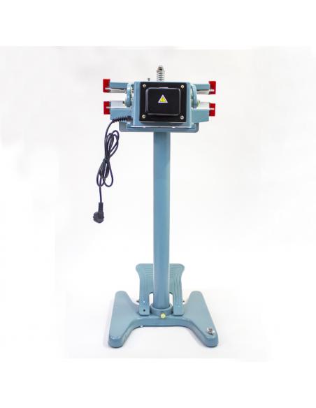 Nožní impulsní svářečka folií PFS-350x2 pohled zezadu