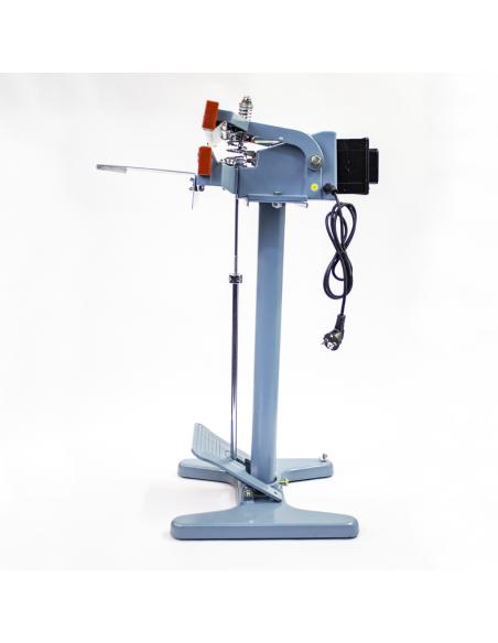 Nožní impulsní svářečka folií PFS-450x2 pohled z levé strany