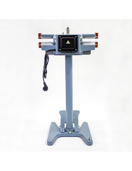 Nožní impulsní svářečka folií PFS-450x2 pohled zezadu