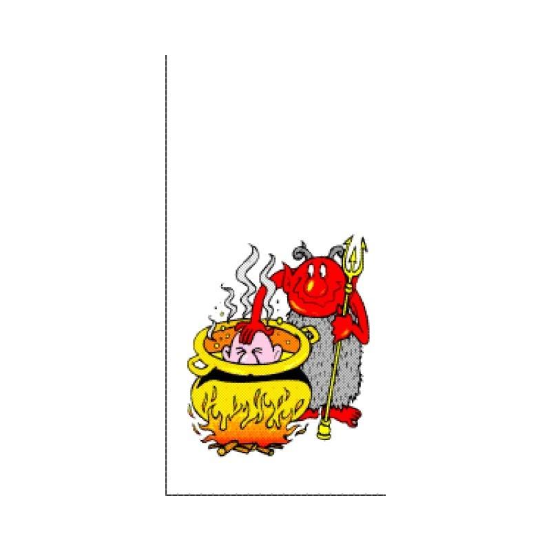 Vánoční sáček Čert 2 (100 ks)