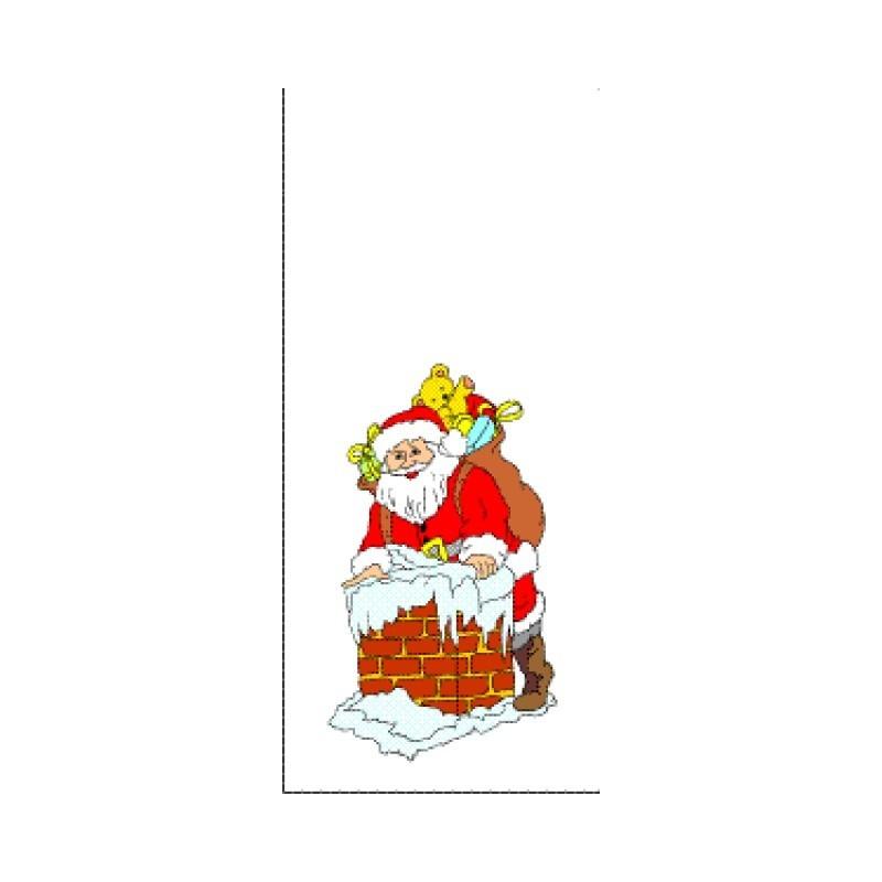 Vánoční sáček Santa 2