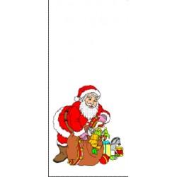 Vánoční sáček Santa 3