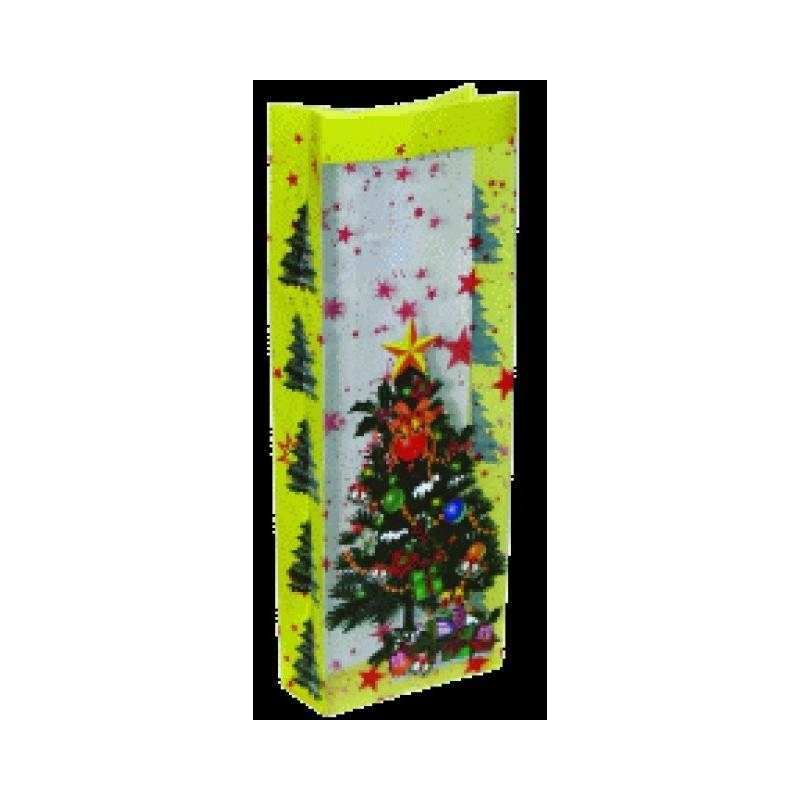 Vánoční sáček Stromeček - kazeta