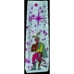Vánoční sáček Čertík - kazetka