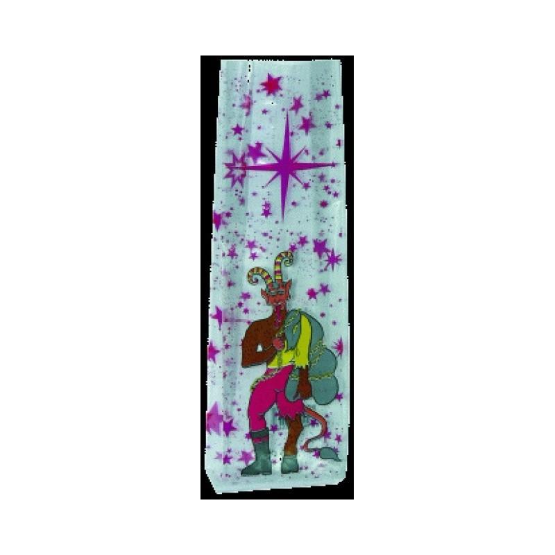 Vánoční sáček Čertík - kazetka (100 ks)