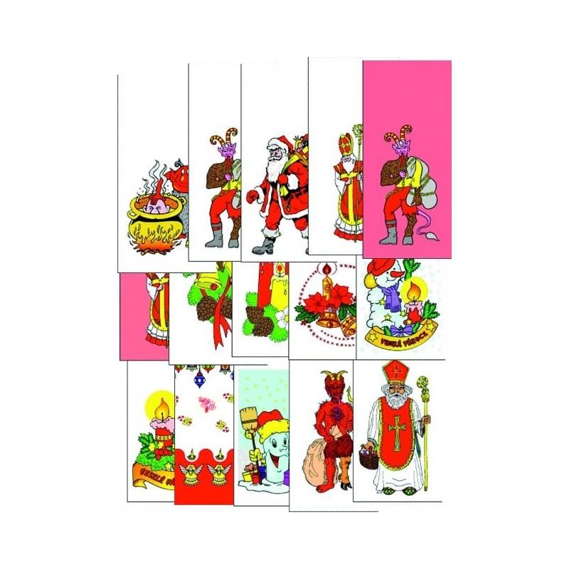 Vánoční sáček MIX
