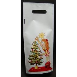 Vánoční taštička PE Stromek...