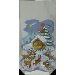 Vánoční sáček Zvířátka s...