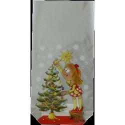 Vánoční sáček Stromek s...