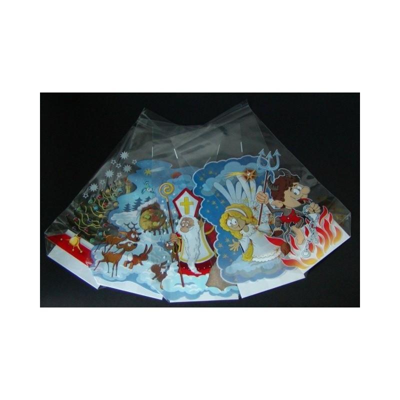 Vánoční sáček MIX 5 kusů s pevným...