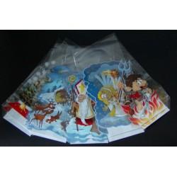 Vánoční sáček MIX 10 kusů s...