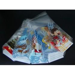 Vánoční sáček MIX 100 kusů...