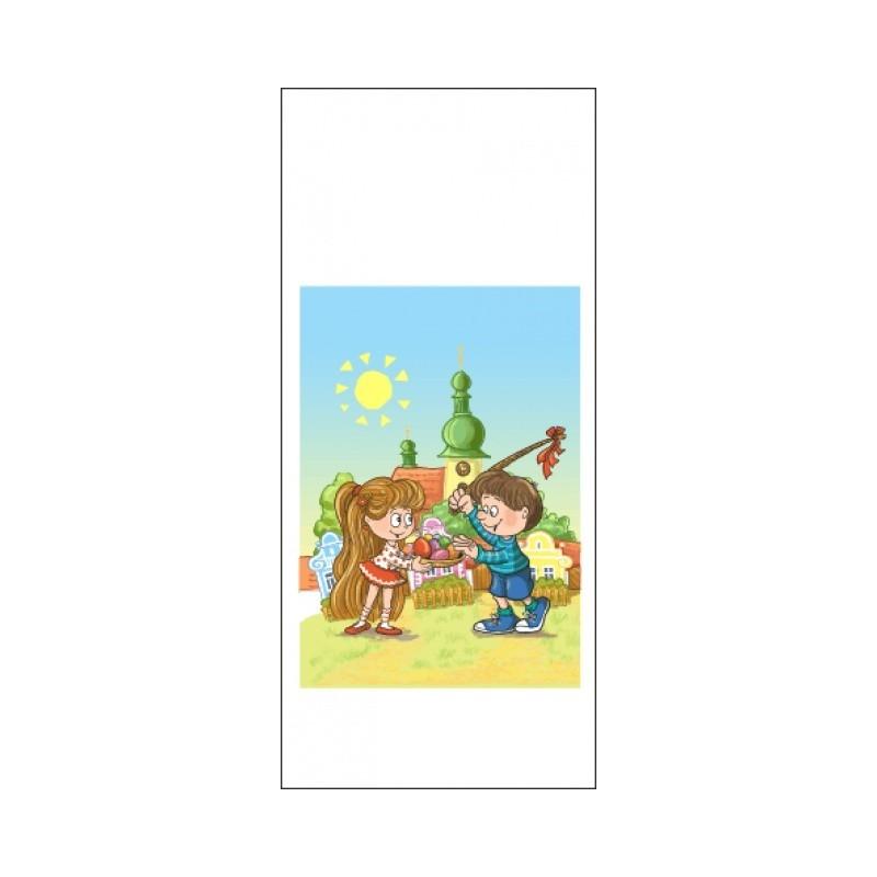 Velikonoční sáčky - Zlatovláska