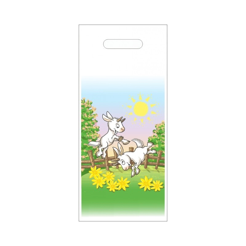 Velikonoční taštička PE - Kůzlata