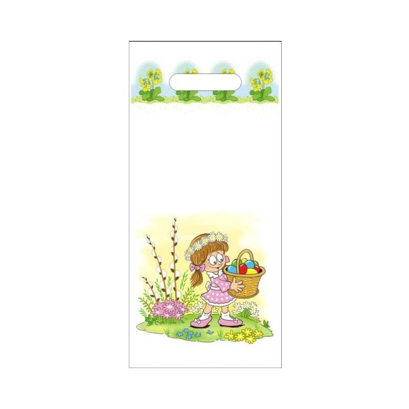 Velikonoční taštička PE Dívka