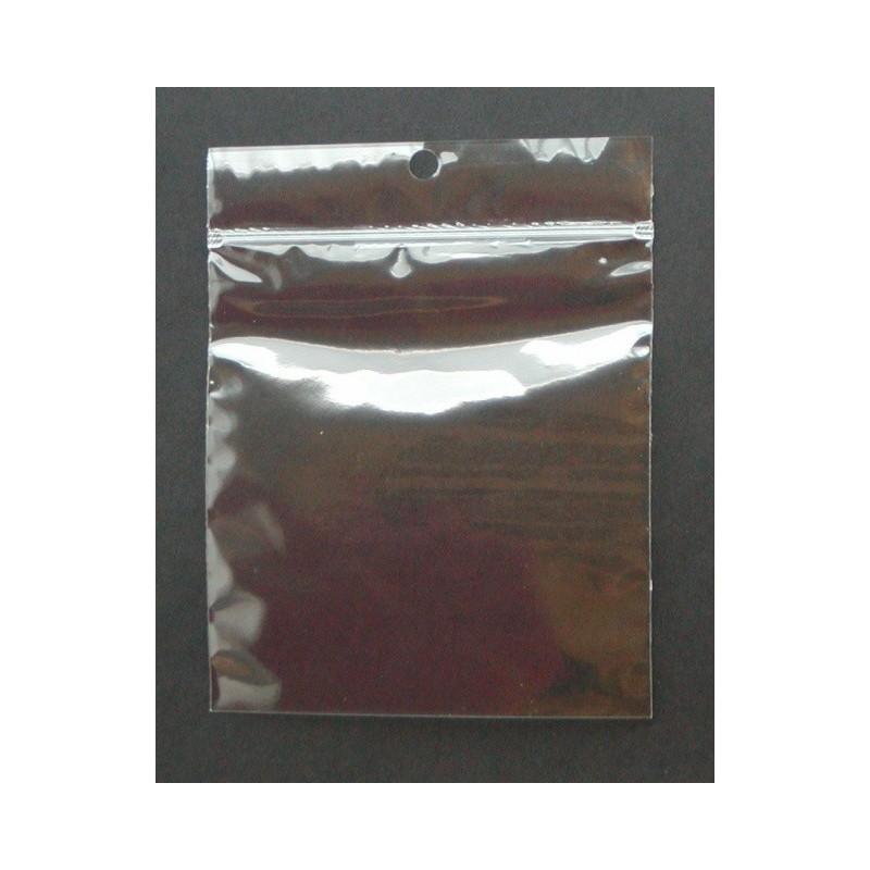 PP Reclosable Zipper Bag 120 x 150/50μm
