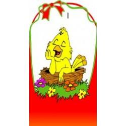 Sáčky na Velikonoce - Kalimero