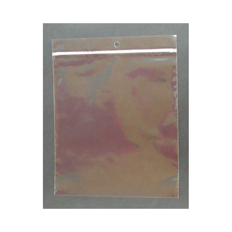 PP Reclosable Zipper Bag 200 x 250/50μm