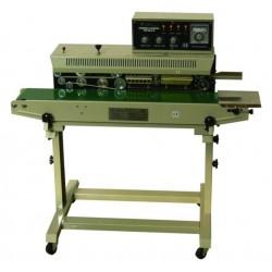 Stojanová horizontální průběžná svářečka folií s tiskem FRM-980 III-B
