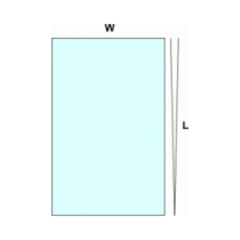 Polypropylenový plochý sáček PP 100x200/30μm