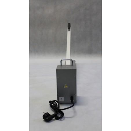 Páková impulsní svářečka PFS-700H - pohled ze zadu