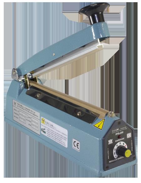 Páková impulsní svářečka folií PFS-200