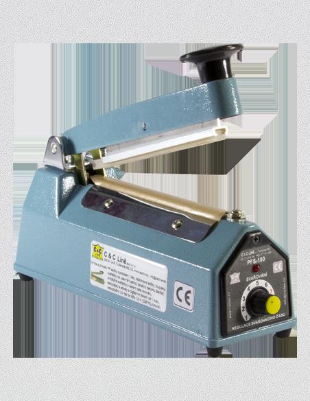 Páková impulsní svářečka folií PFS-100